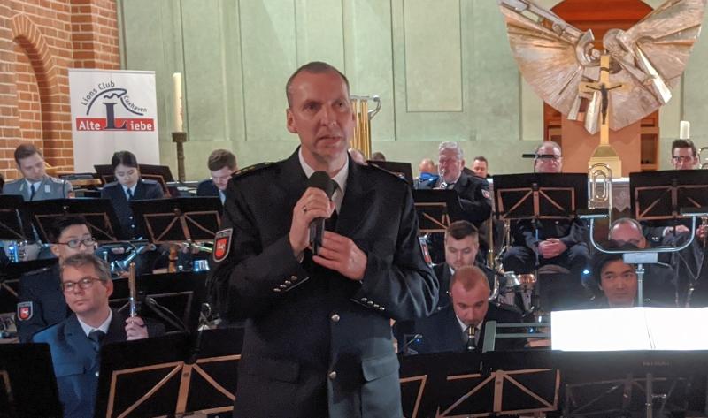 Arne Schmidt, Leiter der PI Cuxhaven